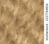 ecru plasticine tuberous... | Shutterstock . vector #1217764816