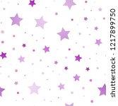 light purple vector seamless... | Shutterstock .eps vector #1217899750