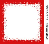 new year  christmas  background ... | Shutterstock .eps vector #121793233