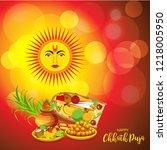 vector illustration of happy... | Shutterstock .eps vector #1218005950