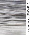 white paper border | Shutterstock . vector #1218064210
