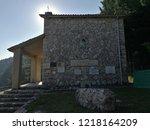 castelpetroso   apparition...   Shutterstock . vector #1218164209