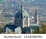 castelpetroso   sanctuary of...   Shutterstock . vector #1218188596