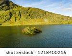 ring of kerry  ireland. bay ... | Shutterstock . vector #1218400216