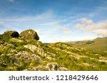 ring of kerry  ireland. irish... | Shutterstock . vector #1218429646