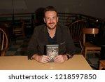 huntington  ny   oct 30  actor... | Shutterstock . vector #1218597850