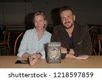 huntington  ny   oct 30  actor... | Shutterstock . vector #1218597859