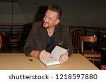 huntington  ny   oct 30  actor... | Shutterstock . vector #1218597880
