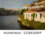 porto  portugal   june 13 2018  ...   Shutterstock . vector #1218616069