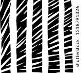 brush pattern. grunge... | Shutterstock .eps vector #1218791326