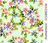 abstract elegance seamless... | Shutterstock . vector #1218822136