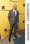 Small photo of New York, NY - November 1, 2018: Keegan-Michael Key attends the 2018 IRC Rescue Dinner at New York Hilton Midtown