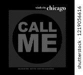 slogan tee shirt design about... | Shutterstock .eps vector #1219056616