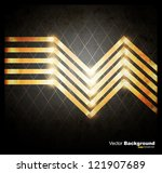abstract background vector | Shutterstock .eps vector #121907689