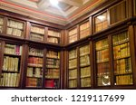 Old Library From Xix Century