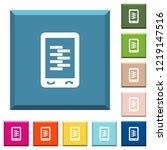 mobile compress data white...   Shutterstock .eps vector #1219147516