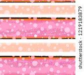 seamless abstract pattern... | Shutterstock .eps vector #1219183879