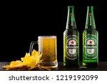 minsk  belarus   october 30 ... | Shutterstock . vector #1219192099