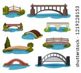 Flat Vector Set Of Different...