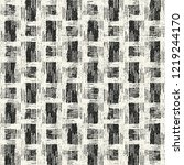 monochrome checked brushed... | Shutterstock .eps vector #1219244170