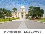 alabama state capitol in... | Shutterstock . vector #1219269919