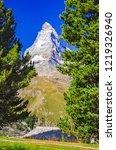 Zermatt  Switzerland. East And...