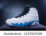 cool and stylish jordan... | Shutterstock . vector #1219329100
