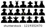 Anonymous Face Isolated. Avata...