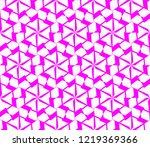 abstract background with... | Shutterstock .eps vector #1219369366