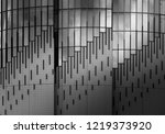 window on the building  black... | Shutterstock . vector #1219373920