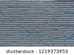 close up background  of gray... | Shutterstock . vector #1219373953