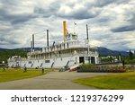 whitehorse  yukon  canada  ...   Shutterstock . vector #1219376299
