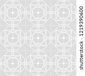 art deco seamless background.   Shutterstock .eps vector #1219390600