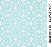 art deco seamless background.   Shutterstock .eps vector #1219390609