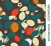seamless vector texture with... | Shutterstock .eps vector #121949284