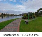 Lovely Lake Park in Ramsey, Isle of Man