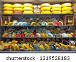 Variety Of Cheese On The...