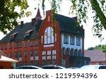 august 9  2018  baltiysk ... | Shutterstock . vector #1219594396