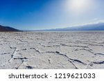 Vibrant View Of Badwater Basin...