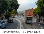 san francisco   california  ... | Shutterstock . vector #1219641376