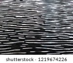 wavered water surface of a pond ... | Shutterstock . vector #1219674226