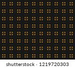 seamless background repeating... | Shutterstock . vector #1219720303