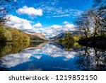 Reflections At Llyn Padarn Wit...