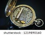 moscow 1 june 2015  watch... | Shutterstock . vector #1219890160