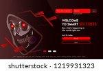 user interface for big data... | Shutterstock .eps vector #1219931323