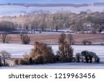 Winter Landscape In The...