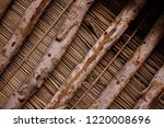 typical roofs of albujairi...   Shutterstock . vector #1220008696