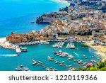 The Port City Of Castellammare...
