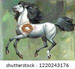 Incitatus Favored Horse Of...