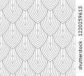 art deco simple pattern...   Shutterstock .eps vector #1220259613